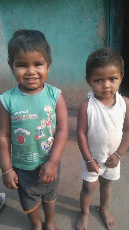 Two Indian Kids