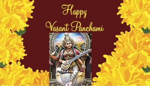 Picture: Happy Basant Panchami Pic