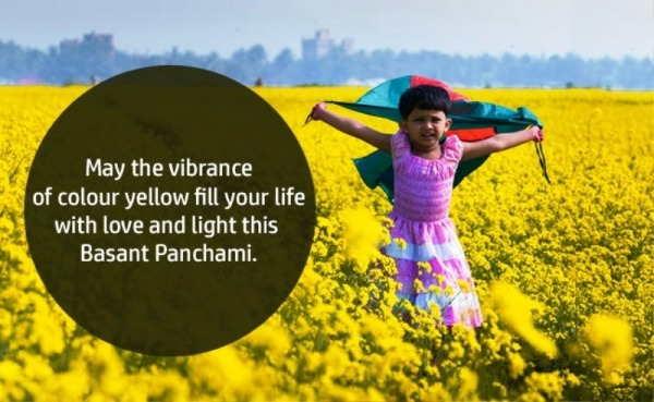 May The Vibrance Of Colour Yellow Fill Your Life