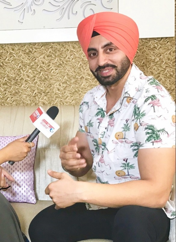 Picture: Turbaned Actor Simarjeet Singh Nagra