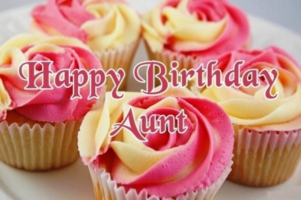 Picture: Happy Birthday Aunt Nice Pic