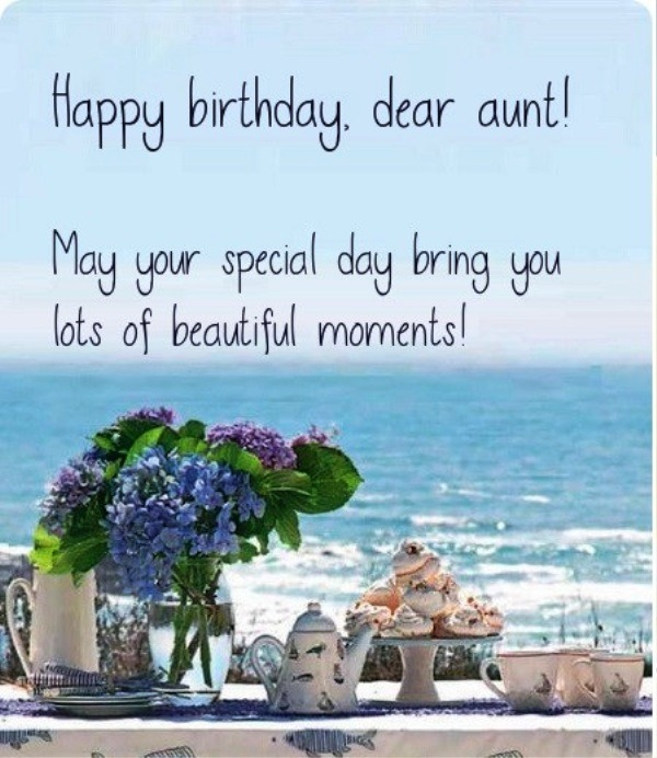 May Your Special Day Bring You Lots  Of Beautiful Moments