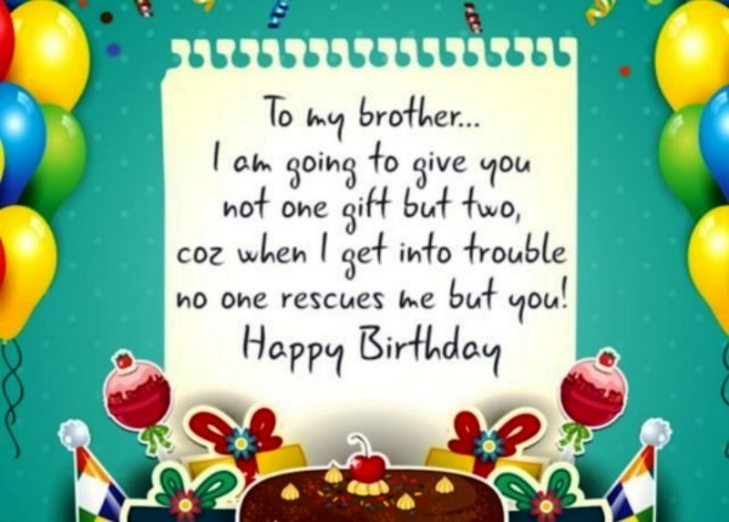 Birthday Wishes For Brother Pictures Images Graphics