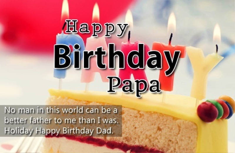 Birthday Wishes For Father Pictures Images Graphics