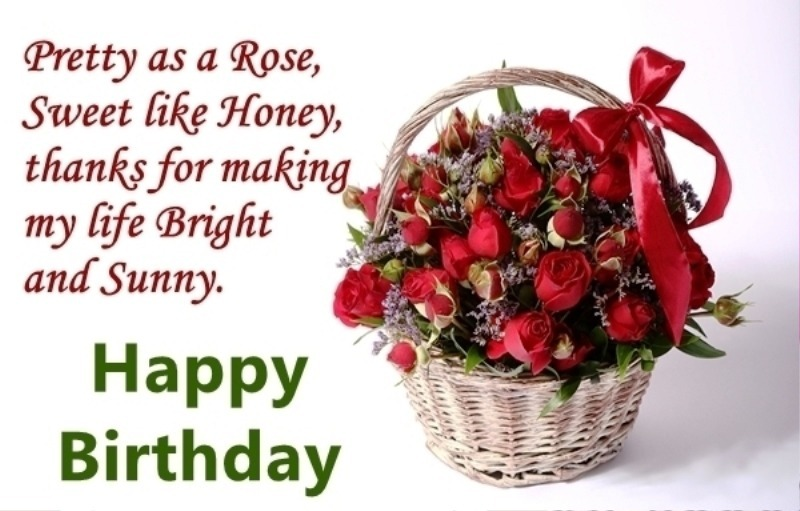 Birthday Wishes For Girlfriend Pictures Images Graphics