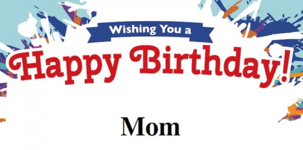 Picture: Wishing You A Happy Birthday