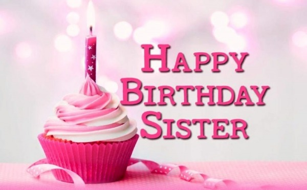 Picture: Happy Birthday Sister Image