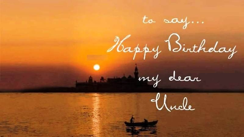 Happy Birthday My Dear Uncle Desicomments Com