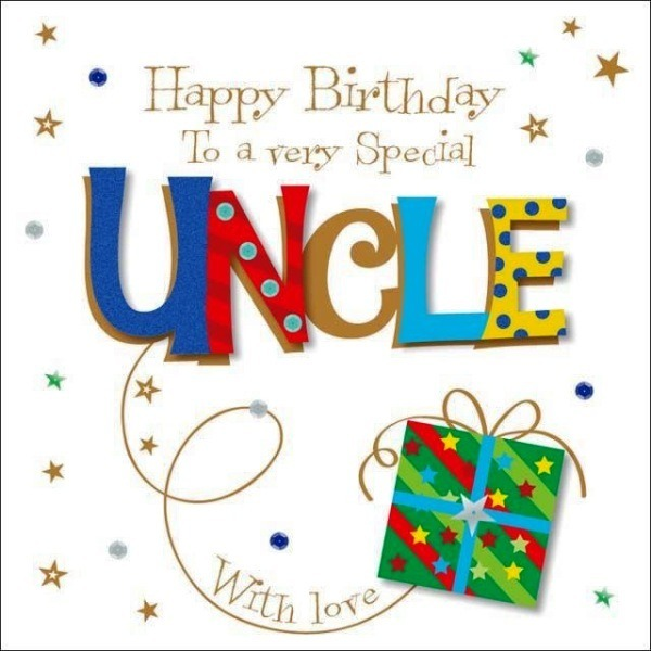 Birthday Wishes For Uncle Pictures, Images, Graphics