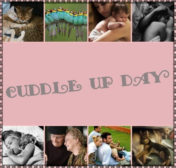 Cuddle Up Day Photo