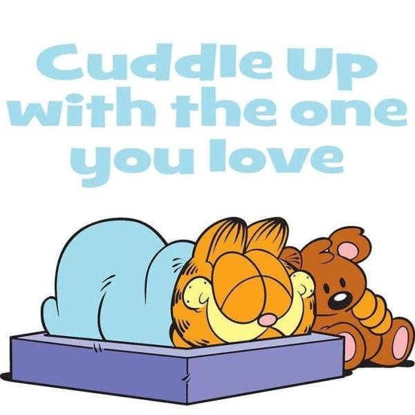 Cuddle Up With The One You Love