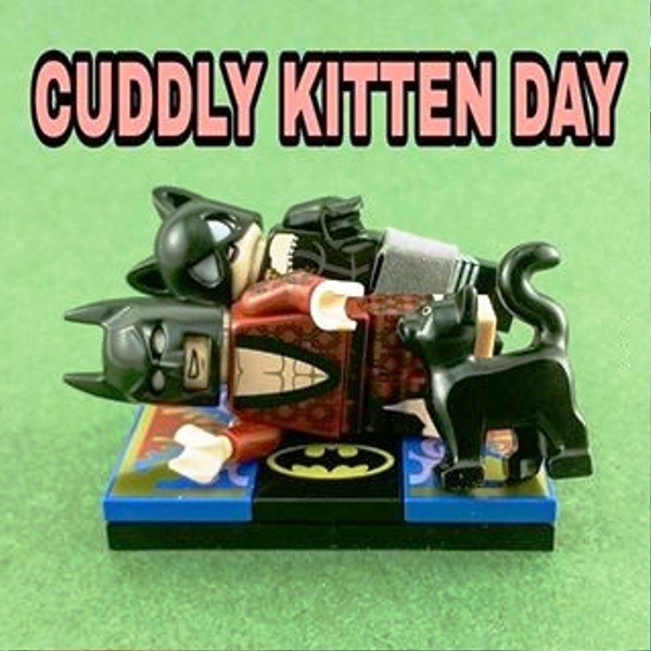 Cuddly Kitten Day