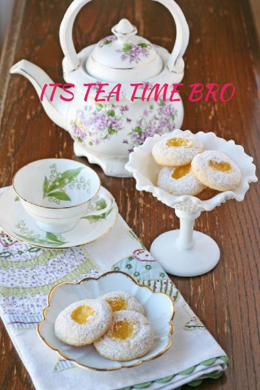 It's Tea Time Bro