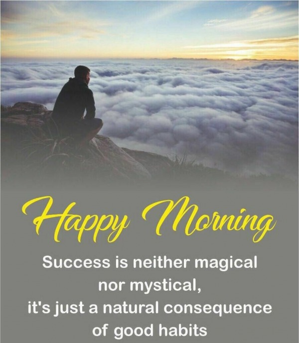 Success Is Neither Magical Nor Mystical