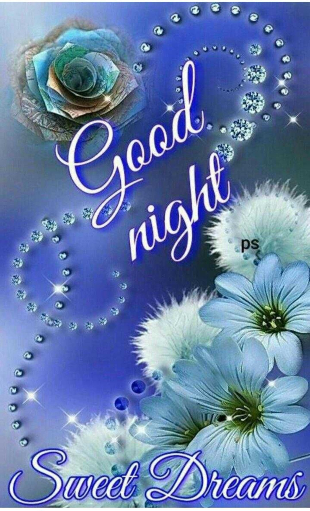 Good Night With Beautiful Image: Good Night Pictures, Images, Graphics
