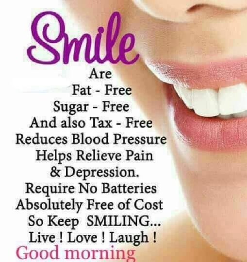 Smile Are Fat Free