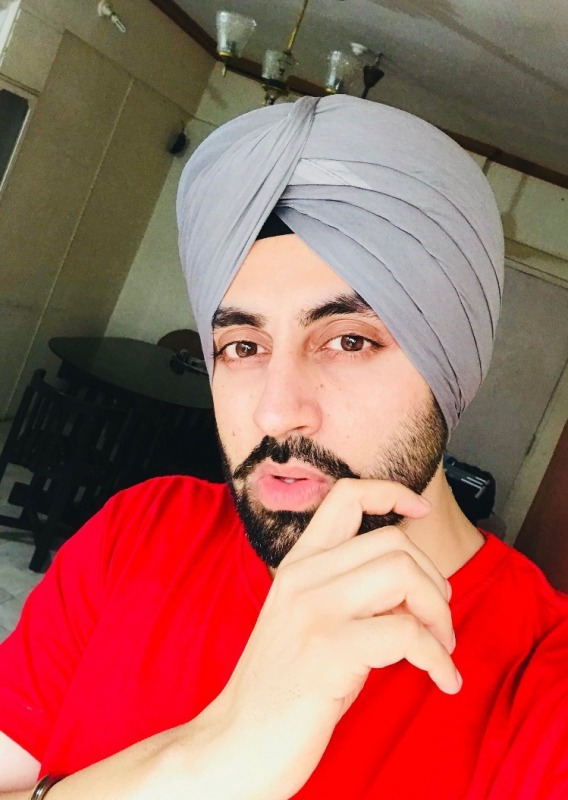 Picture: Sikh Actor Simarjeet Singh