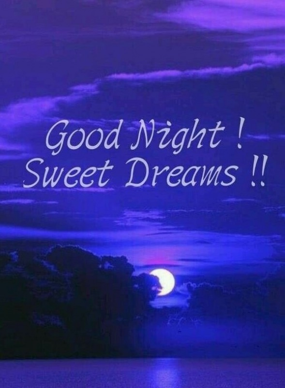 Picture: Good Night Sweet Dreams Image