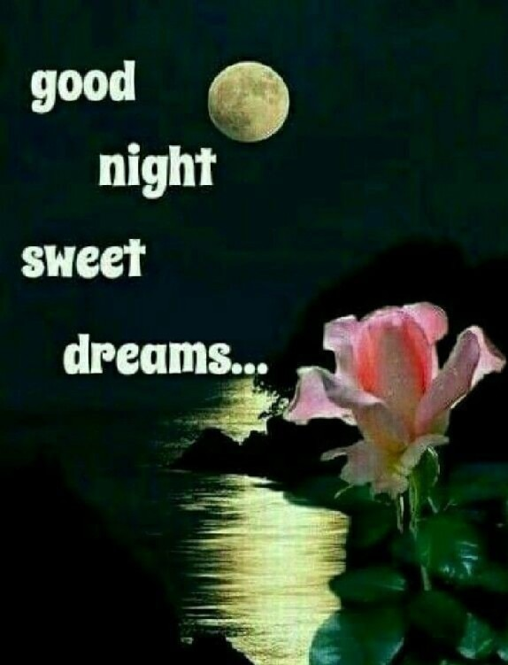 Picture: Good Night Sweet Dreams Picture