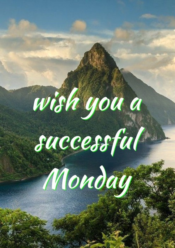 Picture: Wish You A Successful Monday