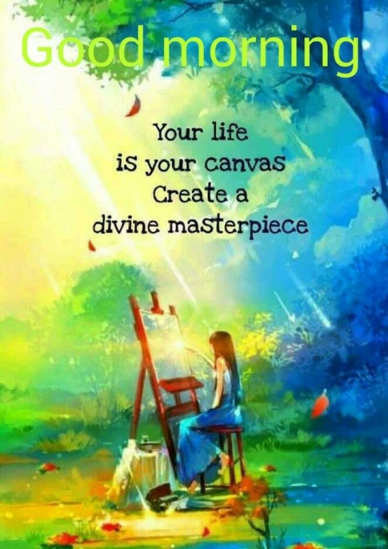 Your Life Is Your Canvas