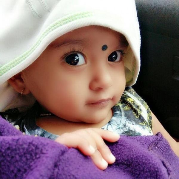 Picture: So Cute Baby Girl