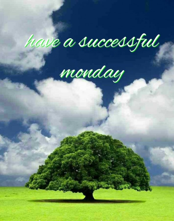 Picture: Have A Successful Monday