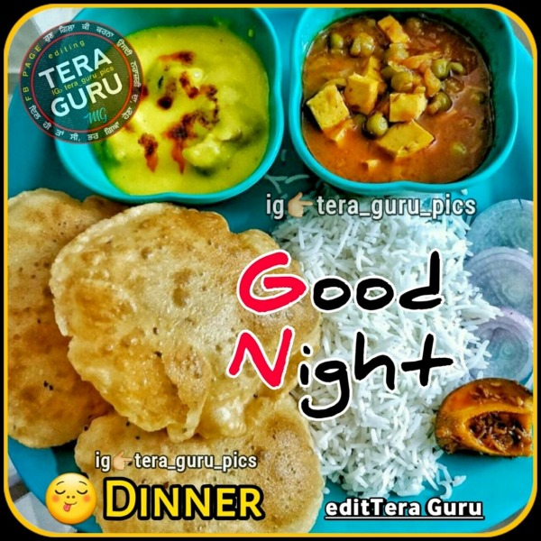 Delicious Good Night