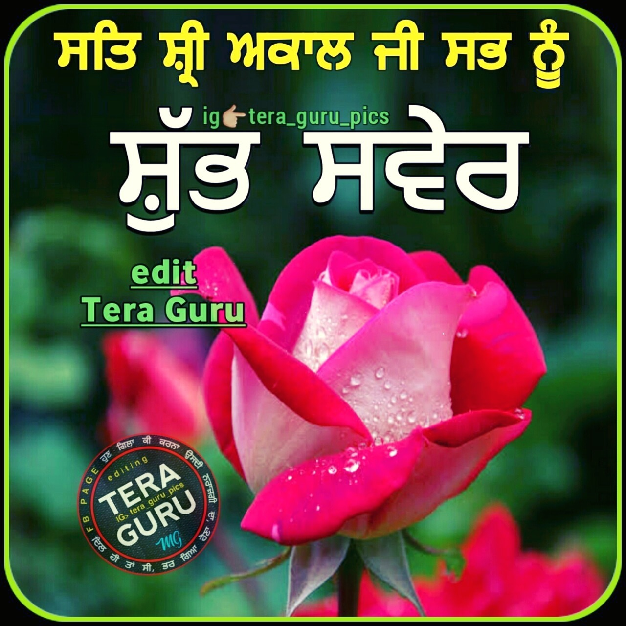 110+ Good Morning Punjabi Pictures ...