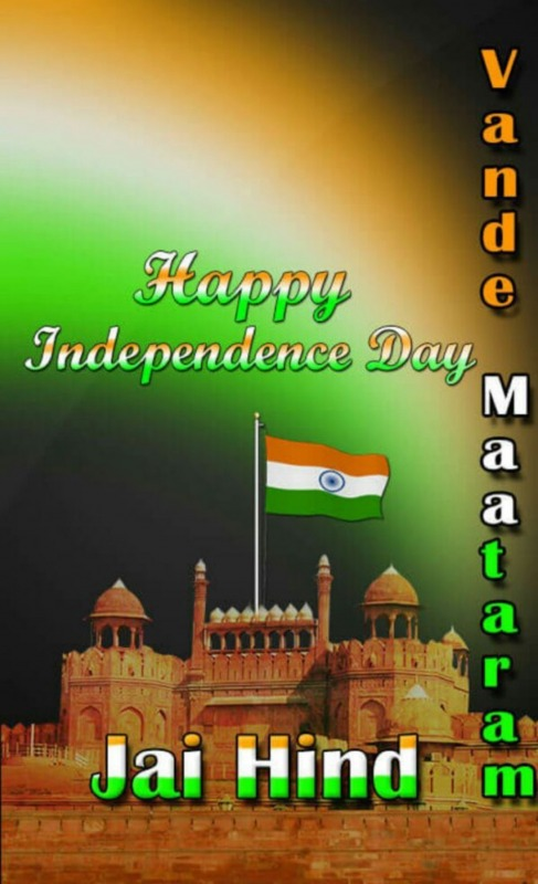 Happy Independence Day Jai Hind