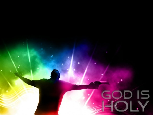 Picture: God Is Holy
