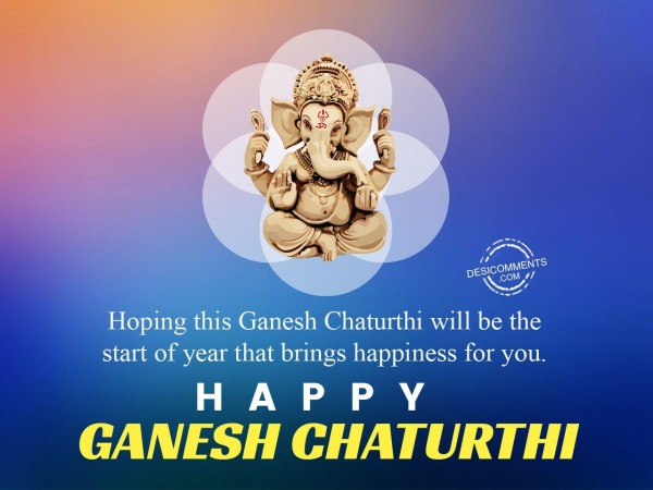 Picture: Hoping this Ganesh Chaturthi