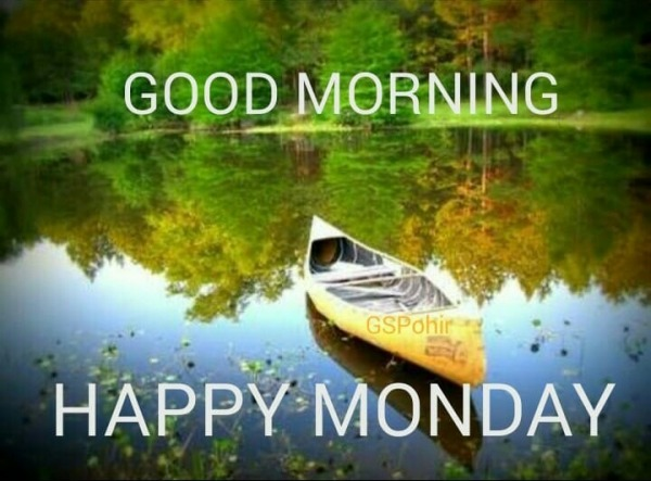 Picture: Happy Monday