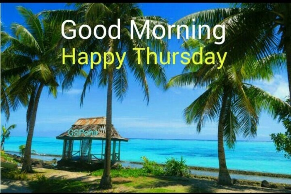 Picture: Happy Thursday