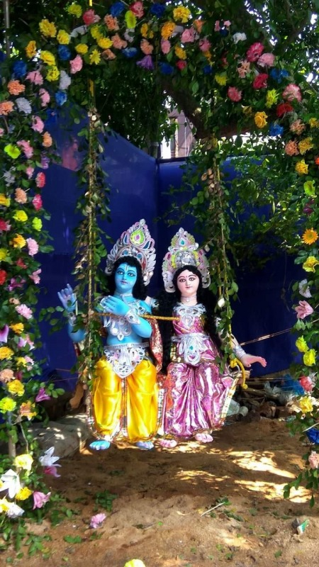 Picture: Image Of Radhe Krishna