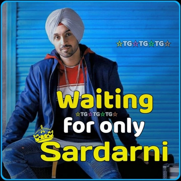Waiting For Only Sardarni