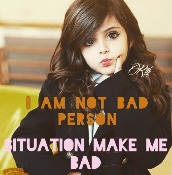Picture: I Am Not Bad Person