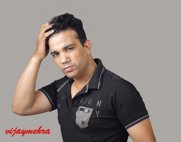 Picture: Photoshoot Of Vijay Mehra