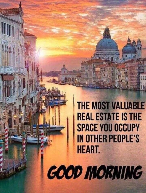 The Most Valuable Real Estate