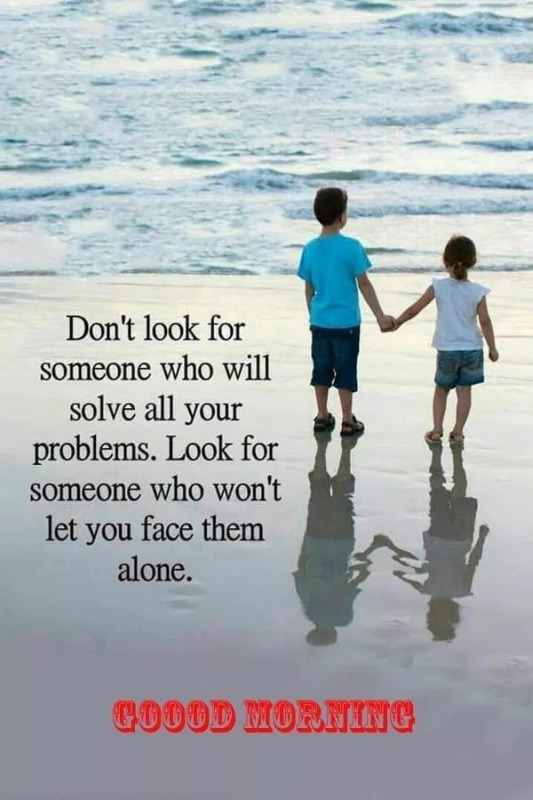 Dont Look For Someone