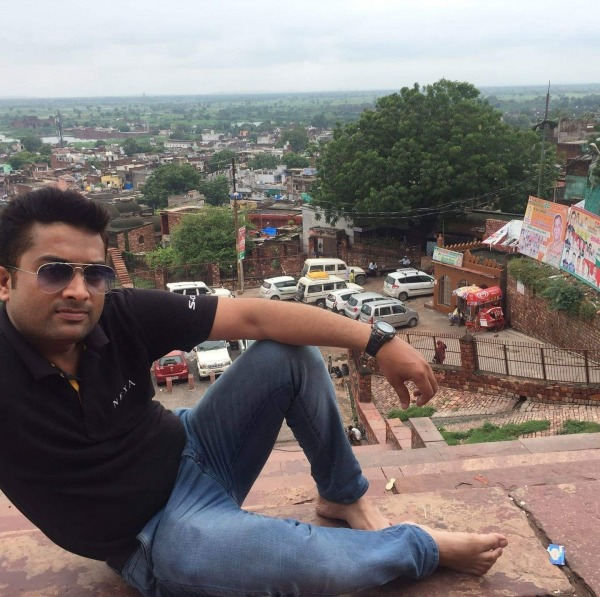Picture: Photo Of Ranjit Pandey