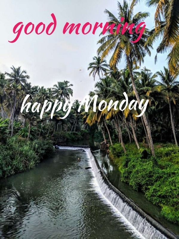 Picture: Good Morning Happy Monday