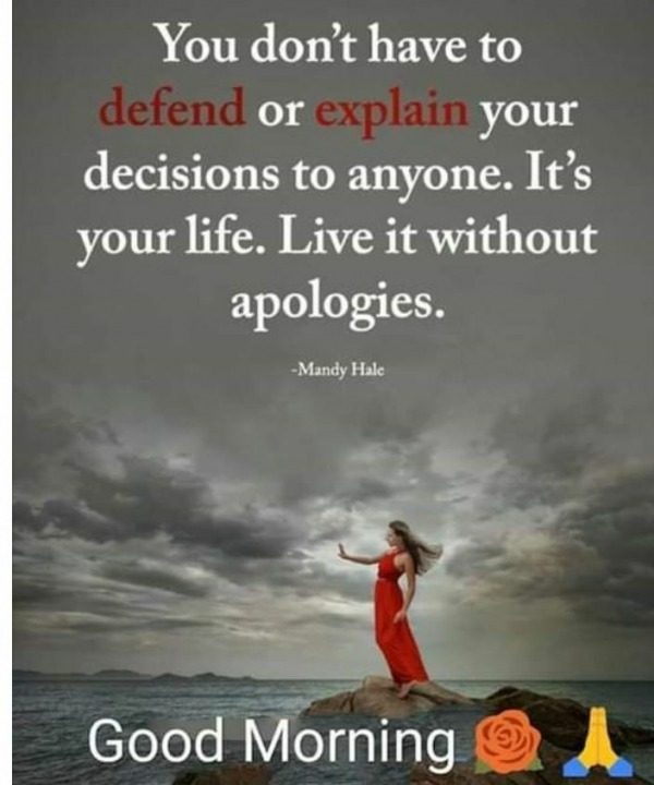You Don't To Defend