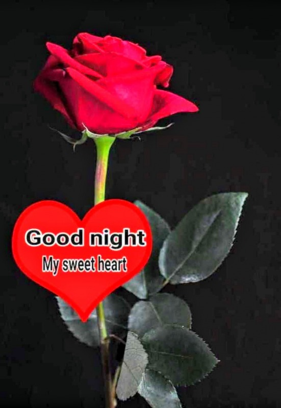 Picture: Good Night My Sweetheart