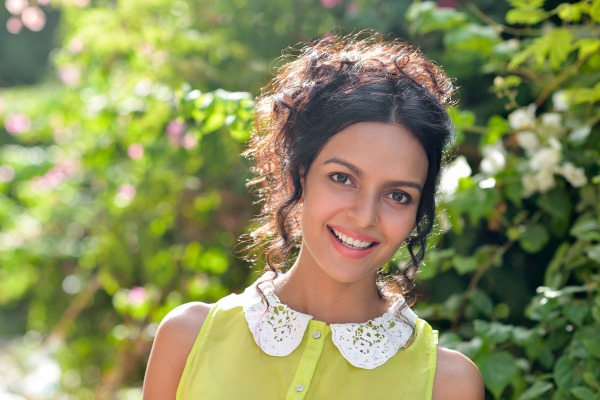 Photo Of Bidita Bag Smile Face