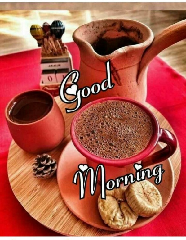 Picture: Good Morning Image