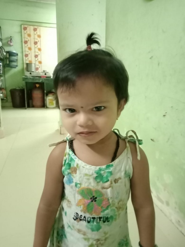 Image Of Cute Baby Girl