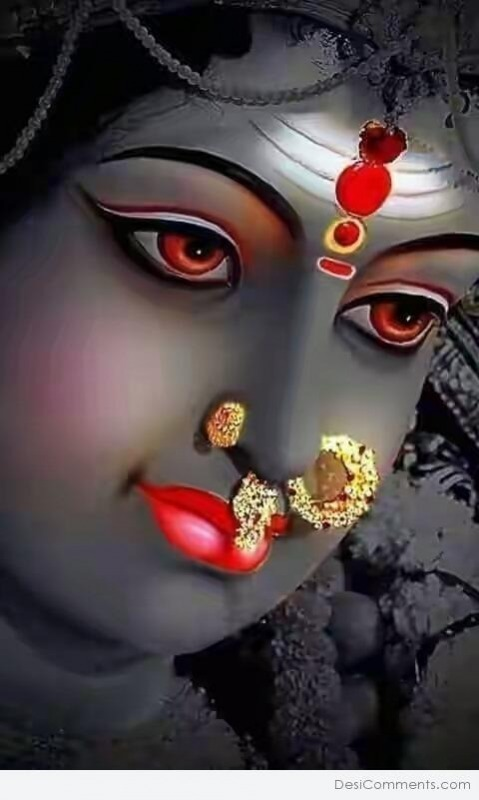 Image Of Lord Durga Mata Ji