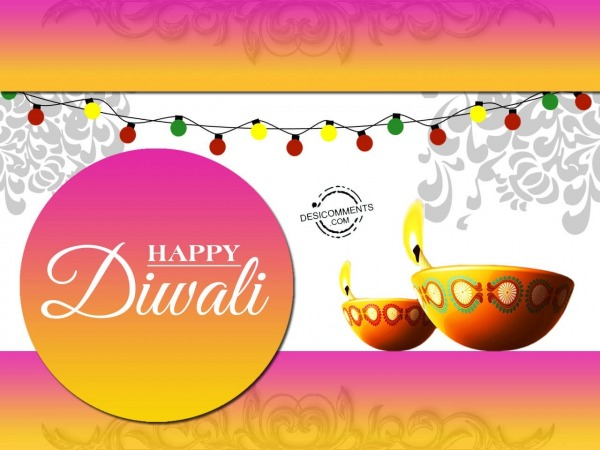 Wishing you a very happy diwali