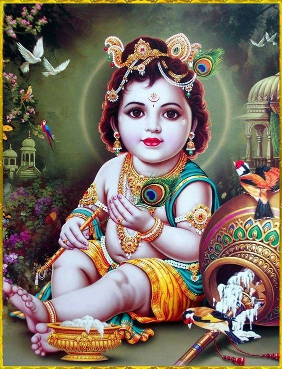 Image Of Lord Shri Krishna